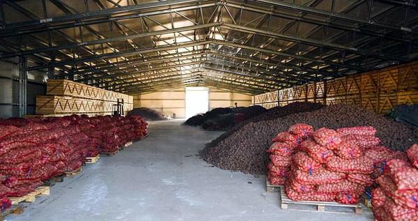 овощной склад