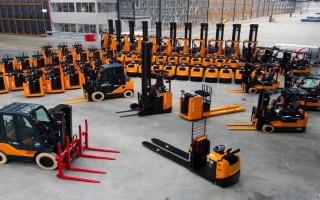 Преимущества покупки новых штабелеров для склада
