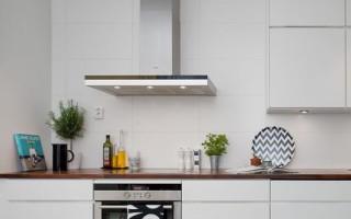 Высота вытяжки над газовой плитой по стандарту