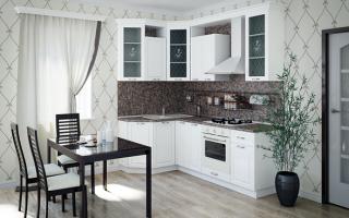 Декорируем в интерьере кухни трубу от вытяжки