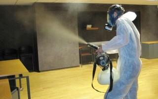 Профессиональная дезинфекция помещения – верное решение