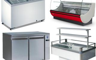 Профессиональное торговое холодильное оборудование