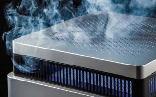 Выбор подходящей модели очистителя воздуха от табачного дыма