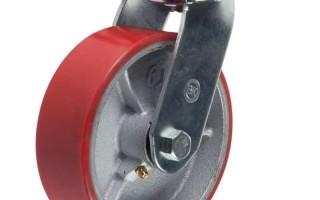 Полиуретановые колеса для тележек и их преимущества