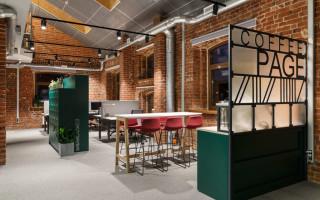 Преимущества дизайна офиса в стиле лофт