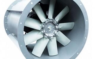 Осевые вентиляторы: промышленные, вытяжные, канальные, настенные