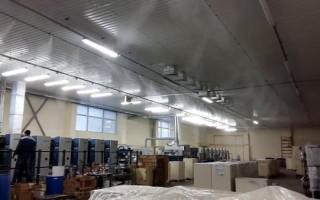 Назначение производственных увлажнителей и выбор подходящего оборудования