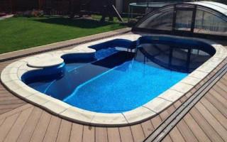Широкий выбор дачных бассейнов от компании ВашБас
