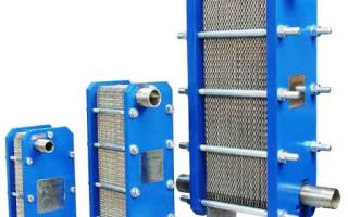 Пластинчатые теплообменники – выгодное и практичное решение