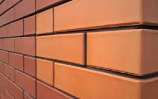 Облицовочный кирпич для частного дома – основные преимущества