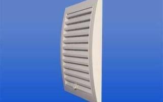 Как правильно установить вентиляционную решетку снаружи и внутри дома