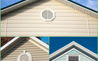 Вентиляция чердачного пространства в частном доме: технология, варианты