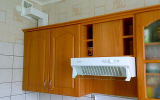 Как сделать вентиляцию для кухни своими руками