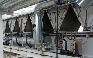 Чиллеры воздушного охлаждения: их преимущества и разновидности