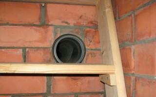 Вентиляция в подвале и погребе гаража: устройство и особенности