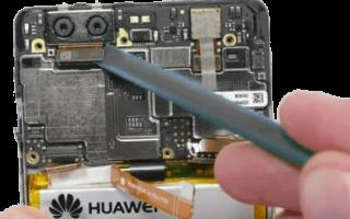 Заказываем ремонт разной техники компании Хуавей