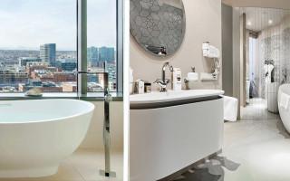 Как проходит ремонт в ванной комнате