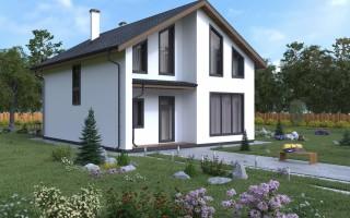 Дома из газобетонных блоков – практичное и выгодное решение