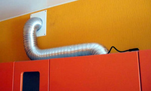 Кухонный воздуховод для вытяжки советы по выбору и монтажу