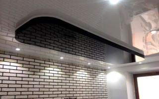 Натяжные потолки из ПВХ пленки и их особенности
