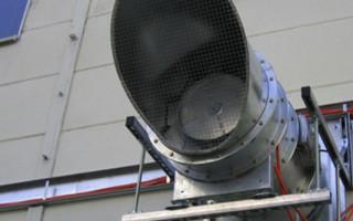 Вытяжная противодымная вентиляция: назначение и особенности монтажа