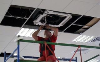 Ремонт и техническое обслуживание фанкойлов