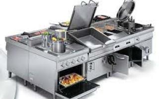 Монтаж и ремонт кухонного оборудования