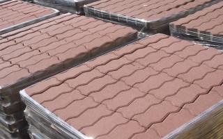 Преимущества вибропрессованной тротуарной плитки