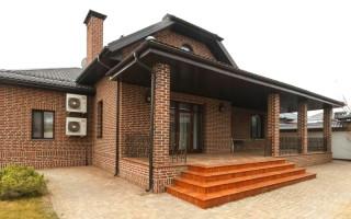 Особенности строительства кирпичных домов