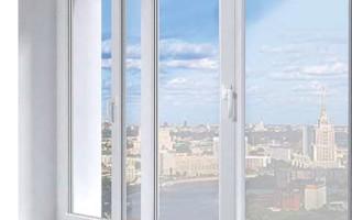 Какими могут быть пластиковые окна