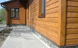 Металлический сайдинг – стильное украшение любого фасада