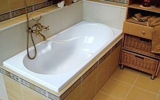 Акриловые ванны: новые возможности для вашей ванной!