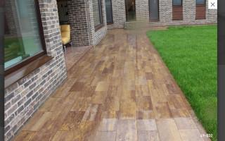 Основные преимущества современной тротуарной плитки