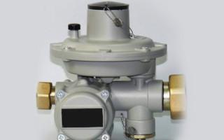 Особенности регуляторов давления газов