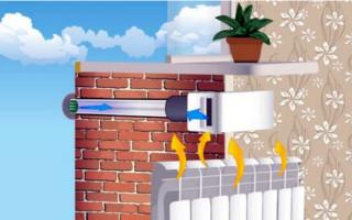 Клапан приточной вентиляции: установка своими руками