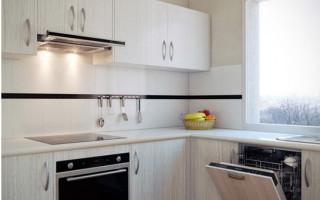 Выбор и установка встраиваемой вытяжки на кухню