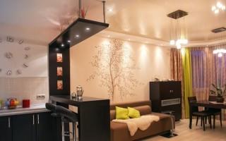 Как правильно расположить освещение в квартире