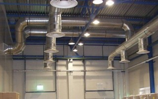 Вентиляция промышленных цехов: проектирование вентсистем