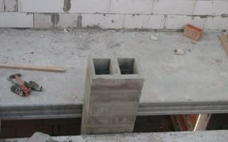 Вентиляционные каналы бетонные