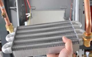 Практичность применения кислот для промывки теплообменников