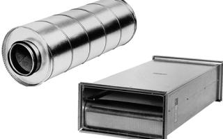 Шумоглушитель для вентиляции: подбор, расчёт звукоизоляции, принцип работы