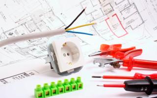 Какие нужны материалы для электромонтажа