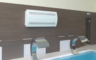 Осушитель воздуха для бассейна: как выбрать модель