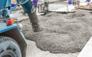 Разновидности бетона для наружных и внутренних работ