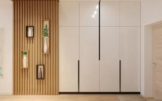 Деревянные рейки в интерьере – стильное и современное решение