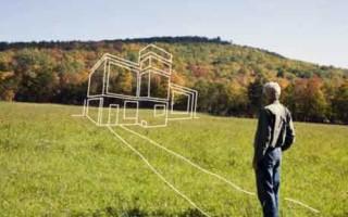 Правильный выбор земельного участка под строительство