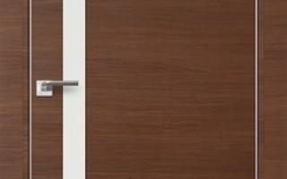 Виды межкомнатных дверей по материалу отделки