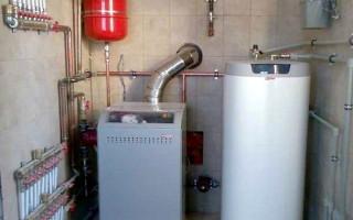 Вентиляция котлов отопления в частном доме