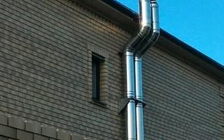 Нержавеющие трубы для дымохода