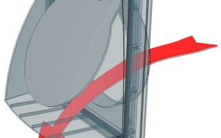 Вентиляционные решетки с обратным клапаном для кухни: эстетично и практично